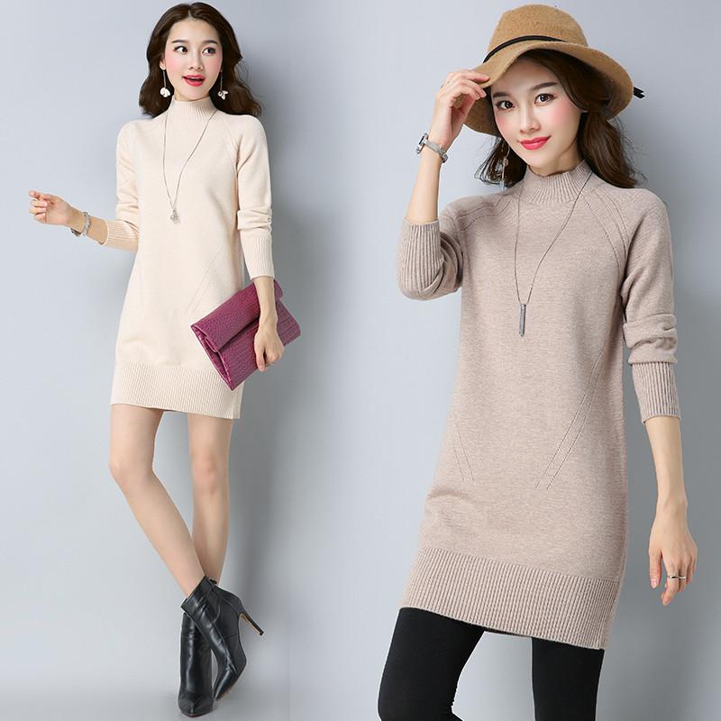 韩版针织衫