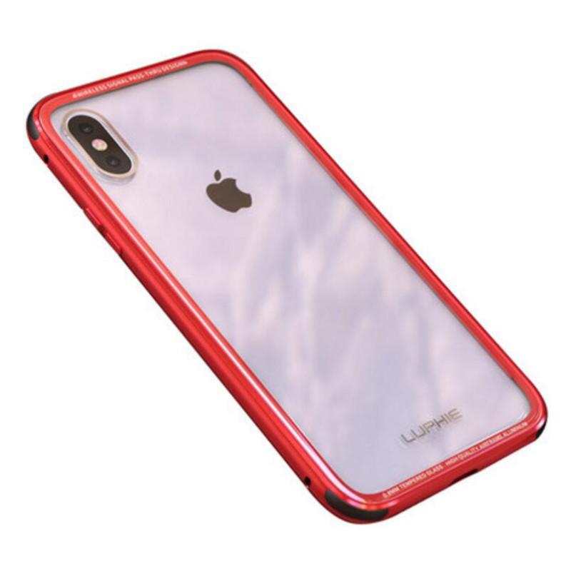 【包邮】iphonex手机壳苹果x保护壳iphonex保护套苹果x金属边框后盖