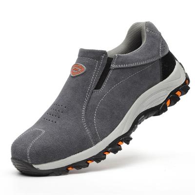 劳保鞋 钢包头安全鞋 耐磨工作鞋 登山鞋