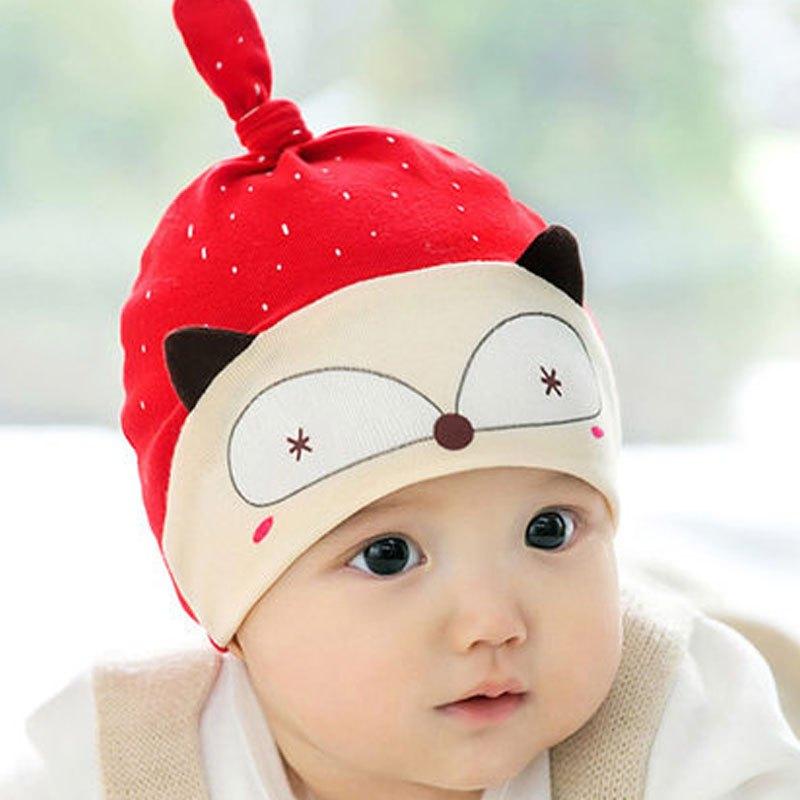 宝宝帽子2017年春季上新款胎帽婴儿帽子春季男宝宝女宝宝通用帽子凉帽