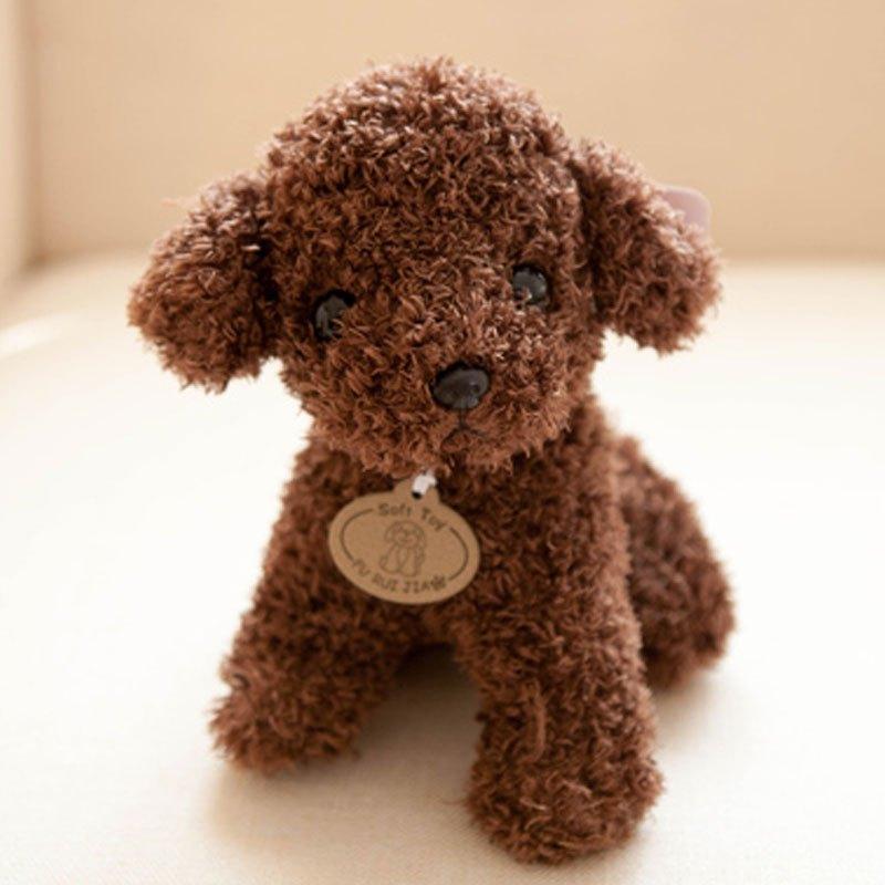 玩具公仔小狗布娃娃玩偶可爱送儿童生日礼品礼物小孩子玩具小动物小狗