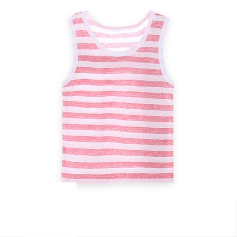 婴儿小背心宝宝无袖吊带上衣夏季薄款打底儿童新生儿衣服男童女童2017