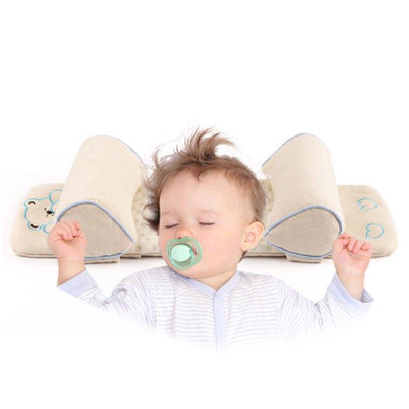 新生儿荞麦童枕矫正宝宝枕头定型枕当季新品可爱简约小清新枕头小孩