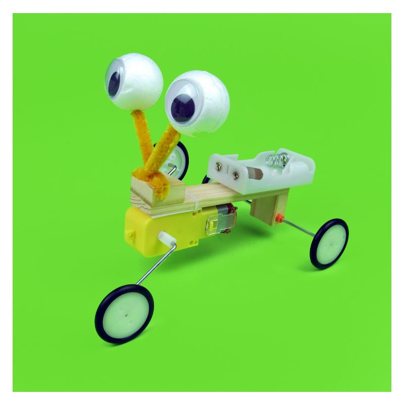 diy科技小制作小发明科学实验手工电动模型爬虫拼装机器人材料包当季