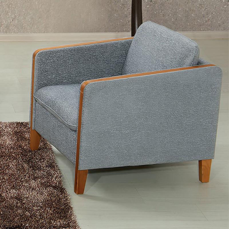 bn家具布艺沙发 皮艺沙发办公休闲沙发 接待沙发 客厅