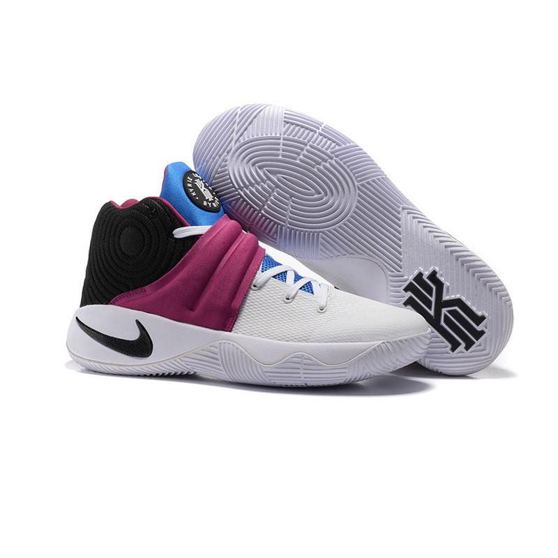 耐克nike正品男鞋2016冬季新款低帮欧文2代实战运动篮球鞋5g4q8图片