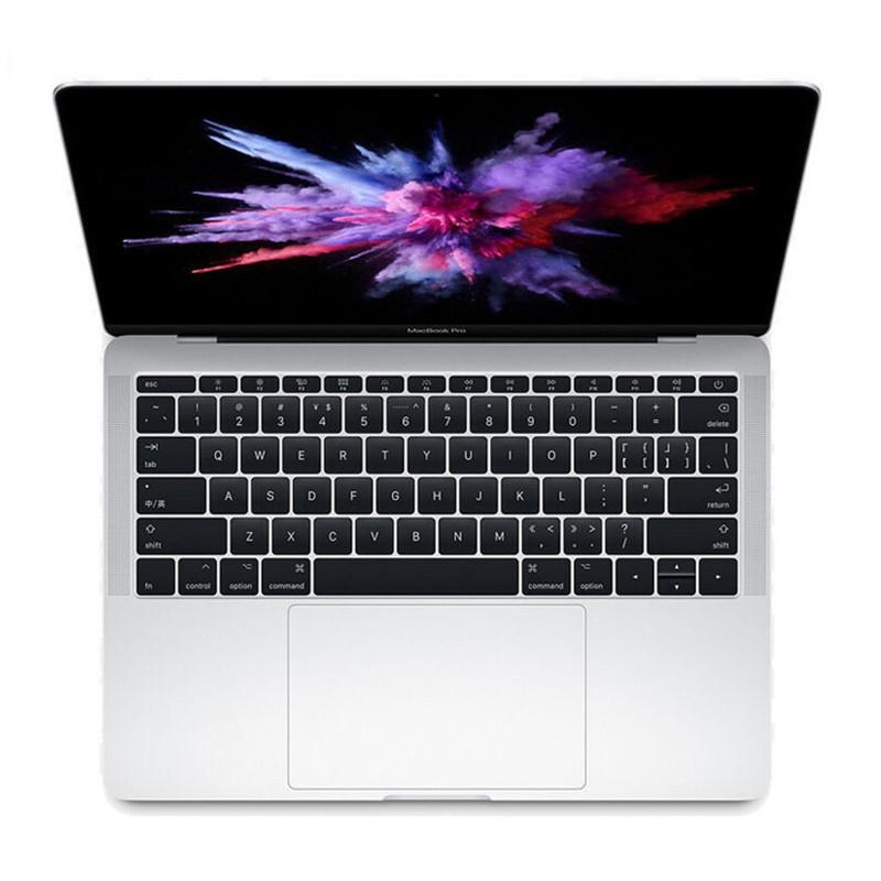 苹果(apple) macbook pro 13英寸 苹果笔记本电脑 银色uq2 i5/8g/256g图片