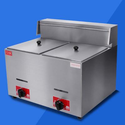 电炸炉油炸锅商用炸薯条鸡排油炸机薯塔机炸串机炸油条