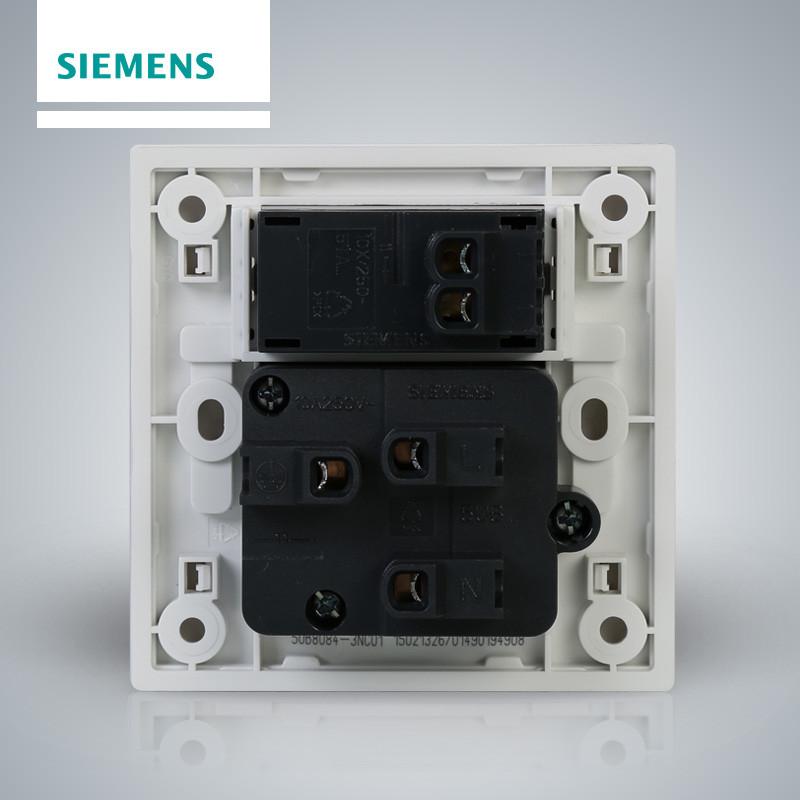 一开五孔开关插座,一个开关,一个两孔插座一个三孔插座.