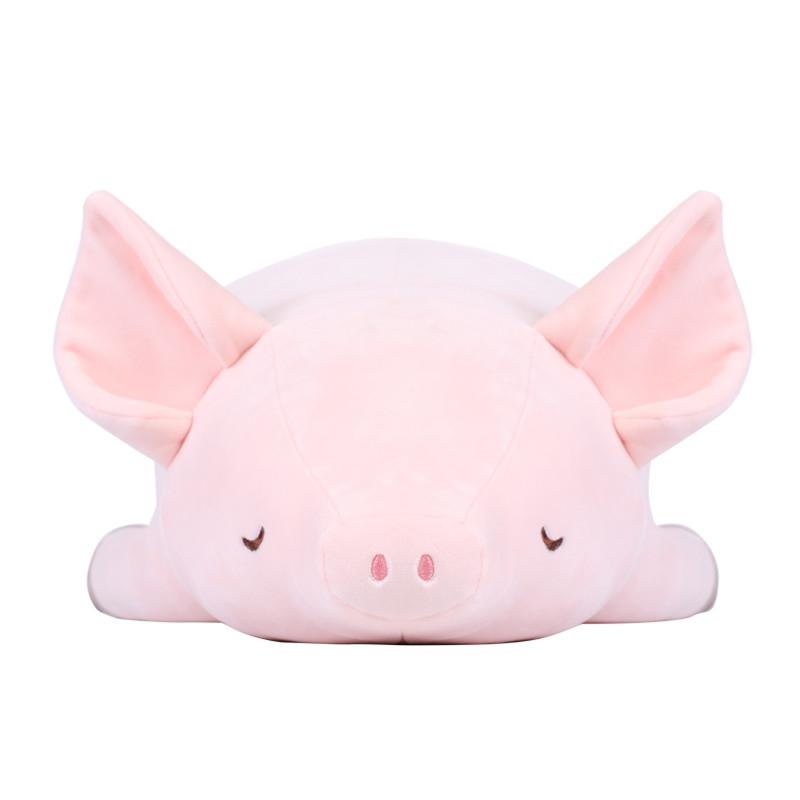 livheart猪公仔小猪毛绒玩具可爱猪猪抱枕玩偶布娃娃生日礼物女生