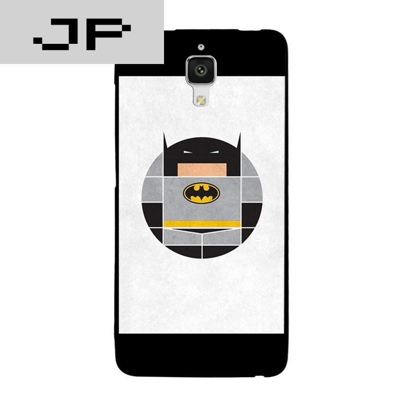jp潮流品牌 恶搞蝙蝠侠红米note4可爱卡通手机壳 小米