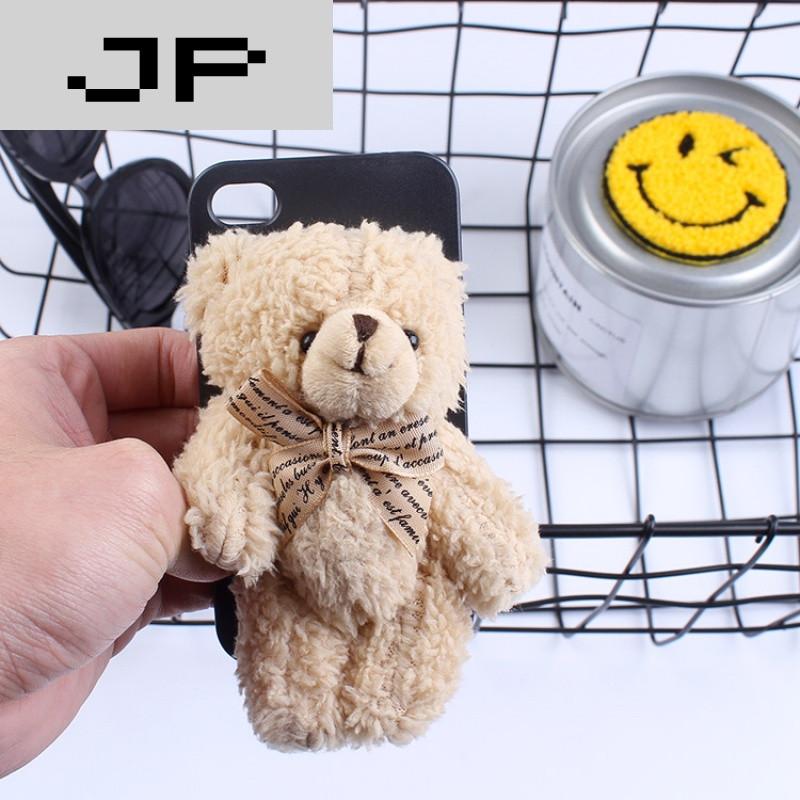 jp潮流品牌苹果5手机壳iphone5s保护套小羊肖恩可爱毛绒公仔se个性