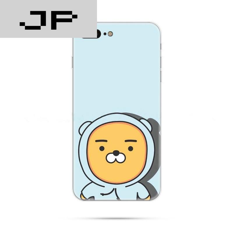 jp潮流品牌小清新可爱ryan小熊苹果6s/7手机壳iphone6