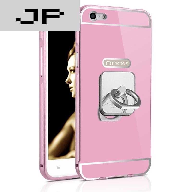 jp潮流品牌朵唯 l3 手机壳保护套简约男女款薄外壳金属边框防摔创意