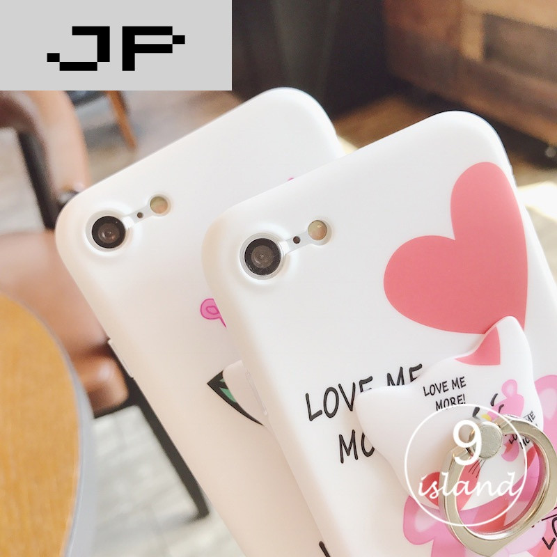 jp潮流品牌可爱顽皮豹iphone6plus手机壳硅胶软壳5.