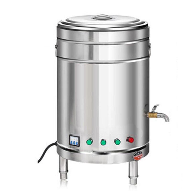 纳丽雅煮面炉商用燃气电热汤面炉不锈钢煮面桶麻辣烫锅