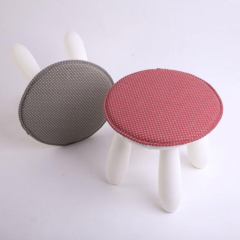 圓形坐墊椅墊圓凳墊圓形餐椅墊防滑圓凳子套罩圓型坐墊榻榻米墊子生活圖片
