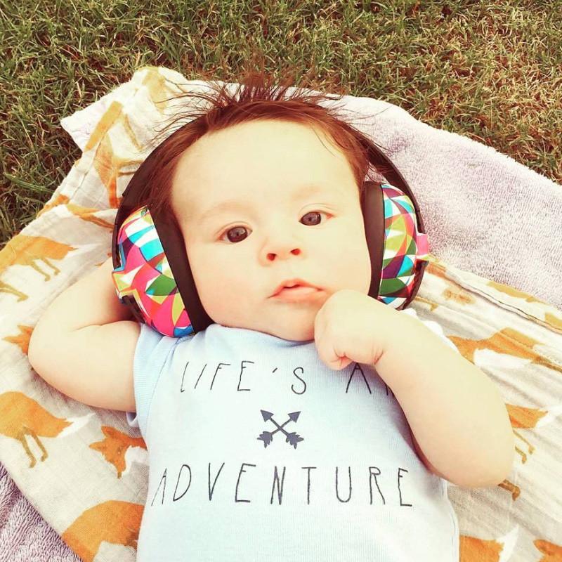 babybanz儿童防噪音耳罩宝宝睡觉婴儿睡眠架子鼓降噪隔音耳机
