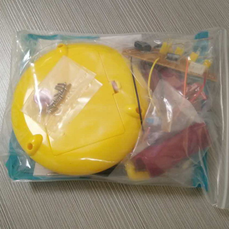 小制作小学生科普学习diy手工小发明实验材料拼装玩具智能浇花实验
