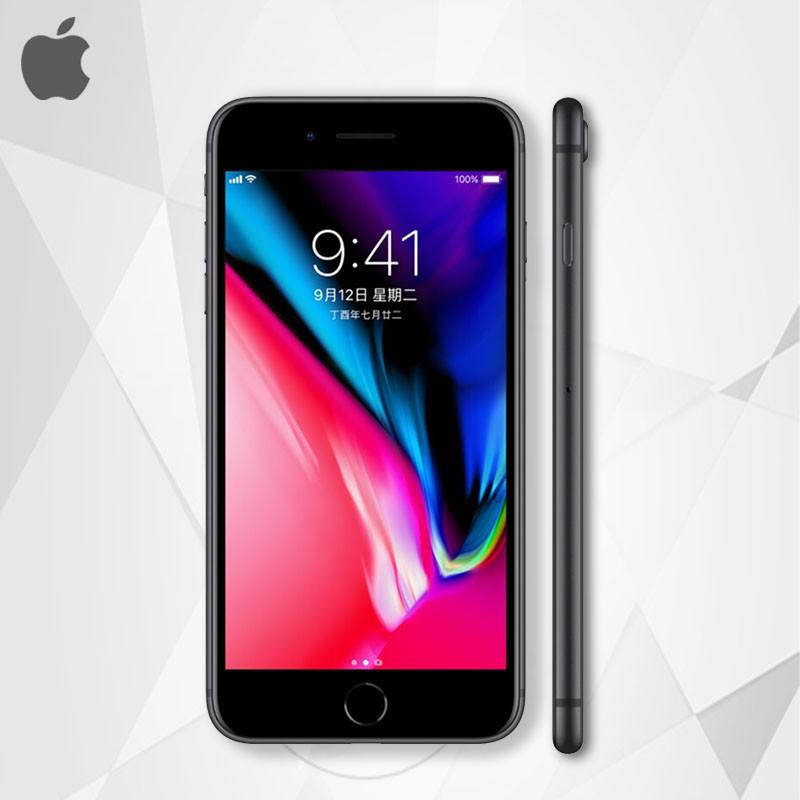 iphone 8 plus 苹果手机 新品 苹果8 iphone 8 plus 黑色 256g 预售