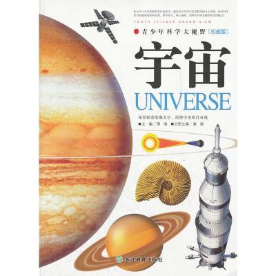 宇宙(權威版)/青少年科學大視野