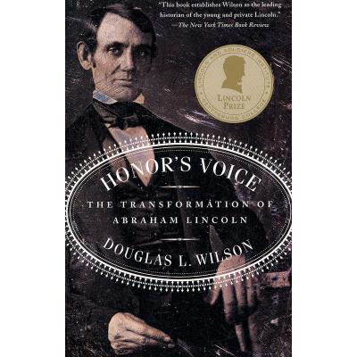 HONOR'S VOICE(ISBN=9780375703966) 英文原版