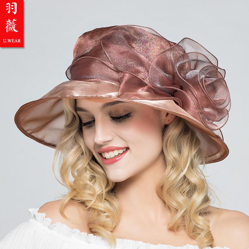 新娘欧式纱帽造型