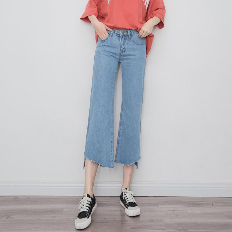 阔腿裤夏季高腰