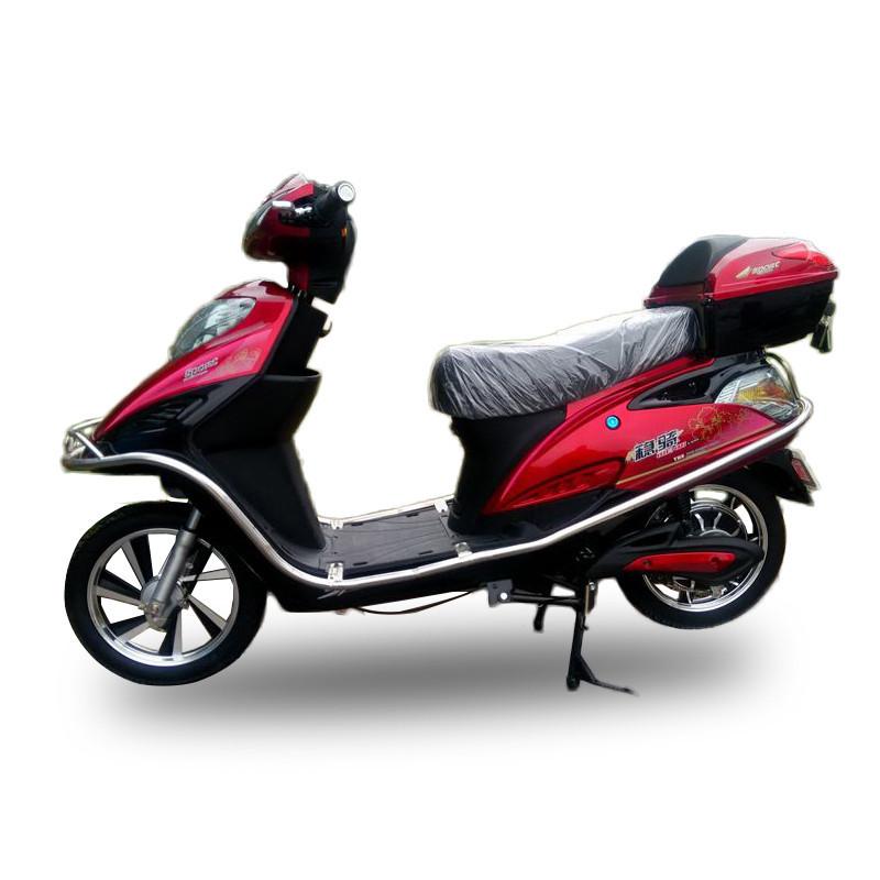 稳骑电动车电瓶车自行车踏板车摩托车电摩锂电池电动车男女中小型可爱