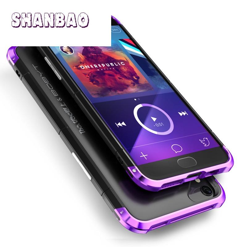 shanbaooppor9s手机壳男生款金属边框r9splus潮全包防