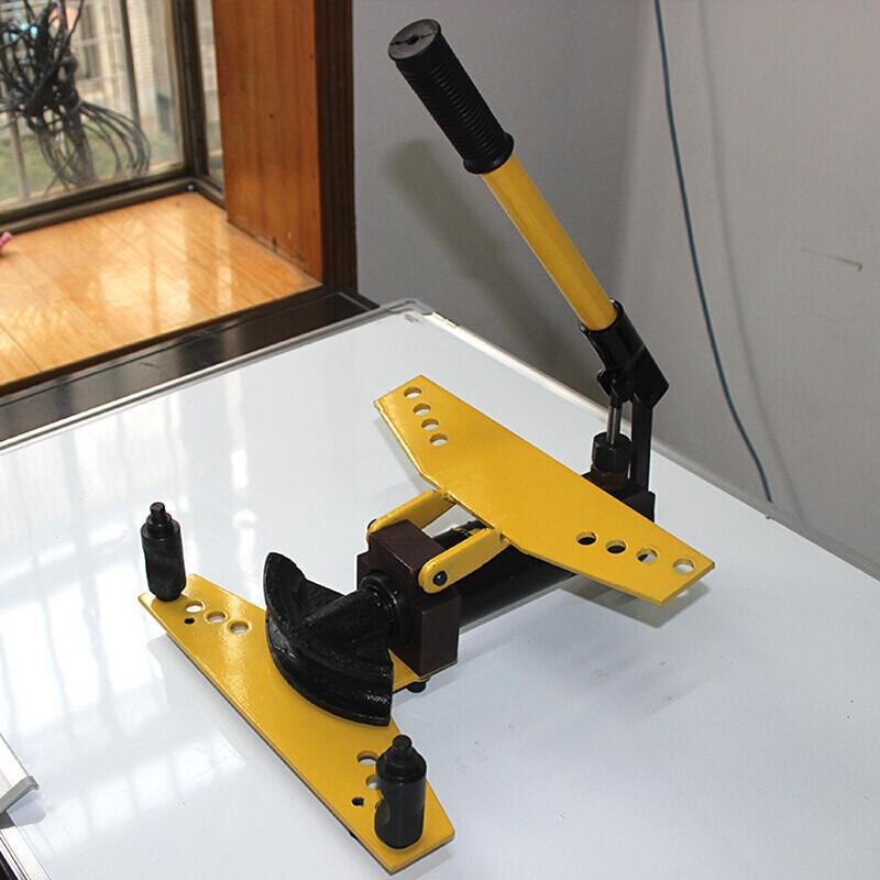 手动液压弯管机弯管器圆管镀锌管水管碳钢管折弯机1寸图片
