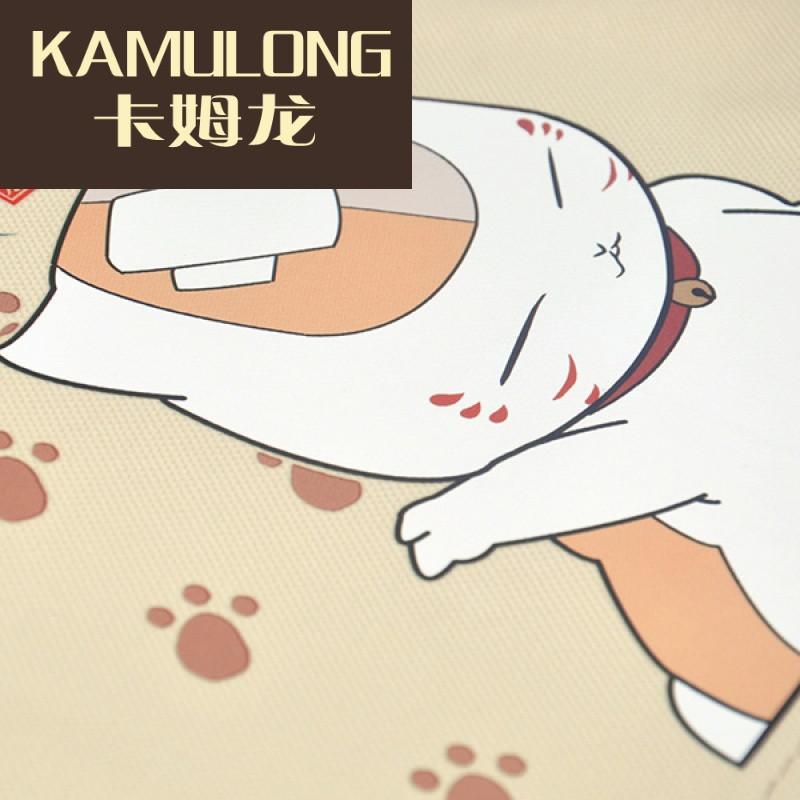 kamulongaddickes可爱猫咪老师动漫周边高中学生书包单肩包斜挎包邮差