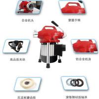 古达收纳机器和纳丽雅电动管道疏通橡皮下水门用品条图片
