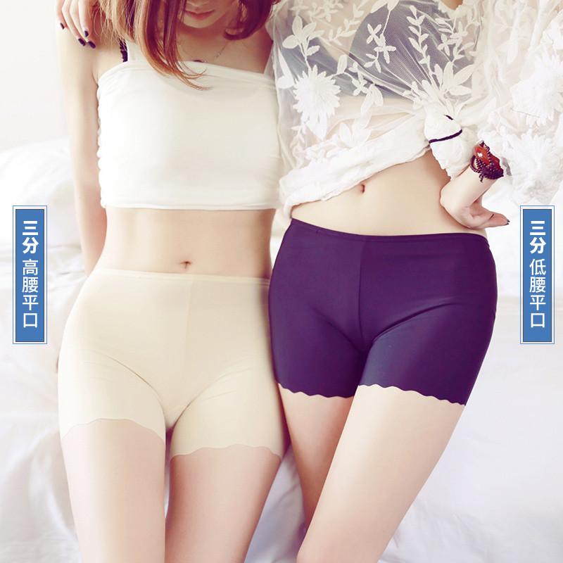 蕾丝短裤夏