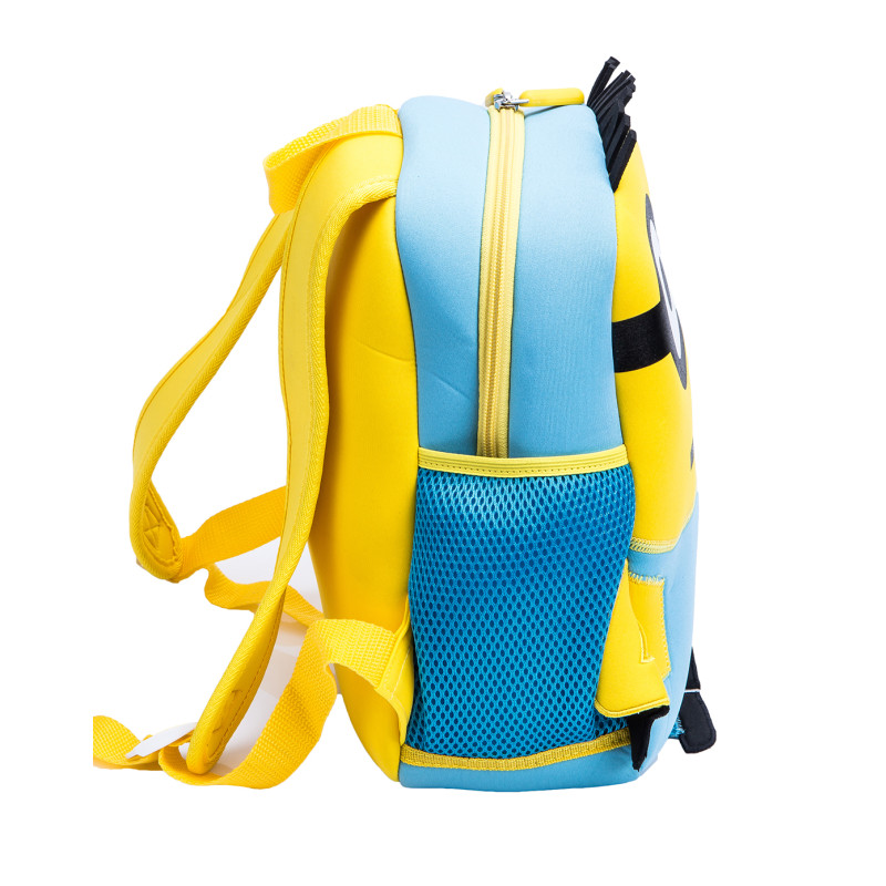奶爸小黄人幼儿园小书包儿童背包幼儿园3-5岁男宝宝中大童小黄人可爱