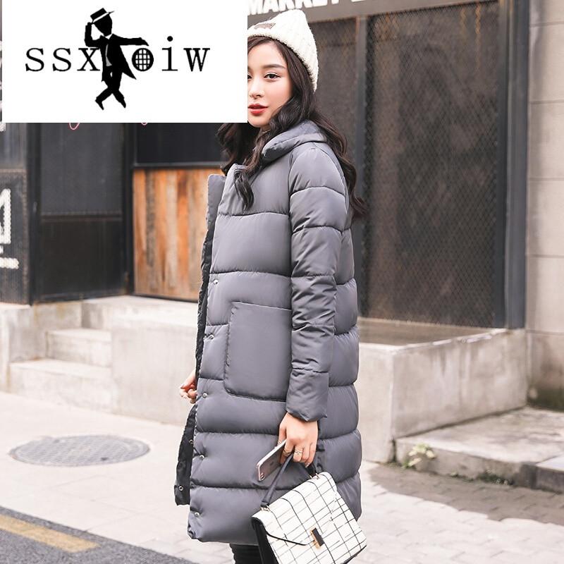 2017新款冬装女外套冬季韩版加厚可爱冬季