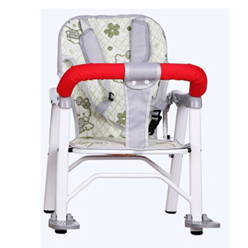 自行车儿童座椅后置