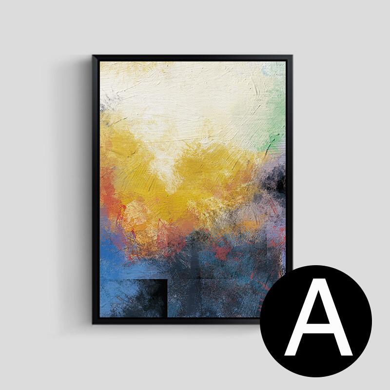抽象油画装饰画家庭装饰室内装饰品创意挂画餐厅墙面装饰现代简约