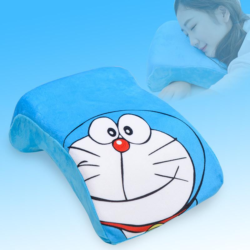 儿童可爱午休枕趴睡枕办公室趴趴枕午睡神器学生趴着睡觉枕头靠垫