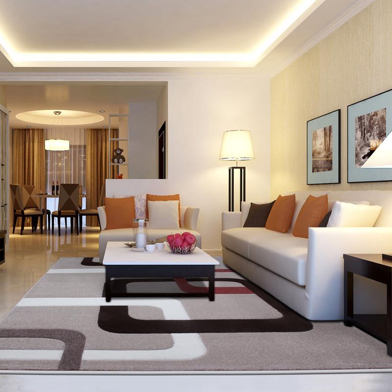 新款2018東升地毯 現代簡約時尚 客廳茶幾沙發地毯臥室床邊玄關大地毯