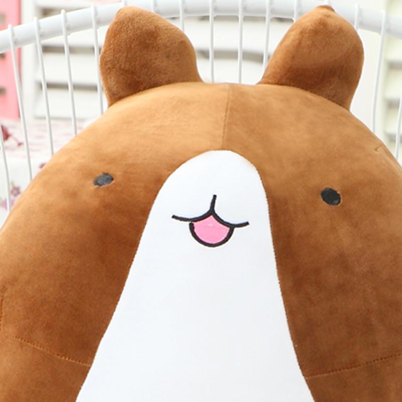 促销molang兔兔土豆熊公仔抱枕毛绒玩具可爱萌宠布娃娃玩偶生日礼物女