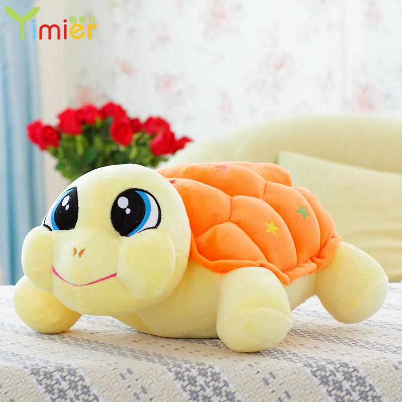 促销小海龟公仔抱枕玩偶毛绒玩具可爱乌龟布娃娃女生儿童礼物男女孩