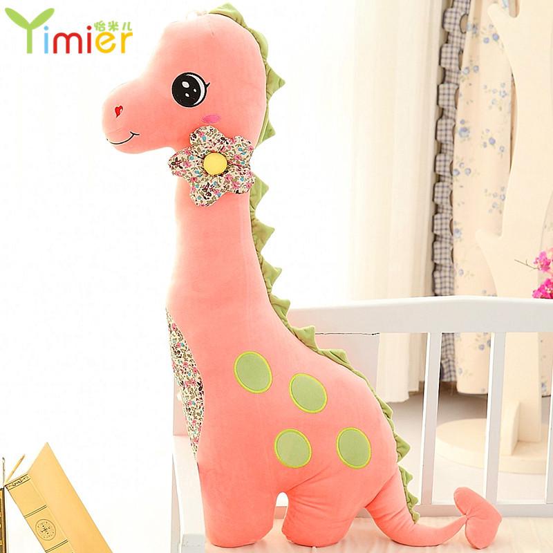 促销可爱恐龙公仔玩偶毛绒玩具布娃娃抱枕卡通创意超萌女生儿童男女孩