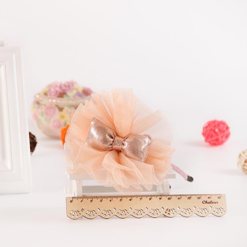 促销韩版婴儿发带 宝宝百日周岁宴会发带 发箍发饰可爱公主饰品