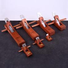 印尼红木工刨红木刨刨子刨刀手工推刨diy木工木匠工具套装图片
