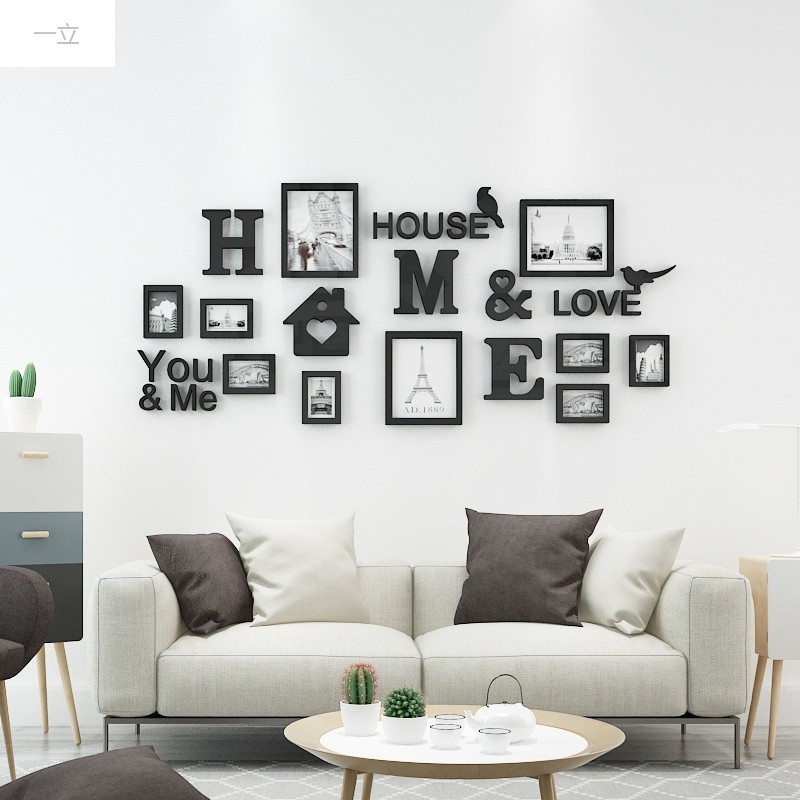 家庭客厅沙发