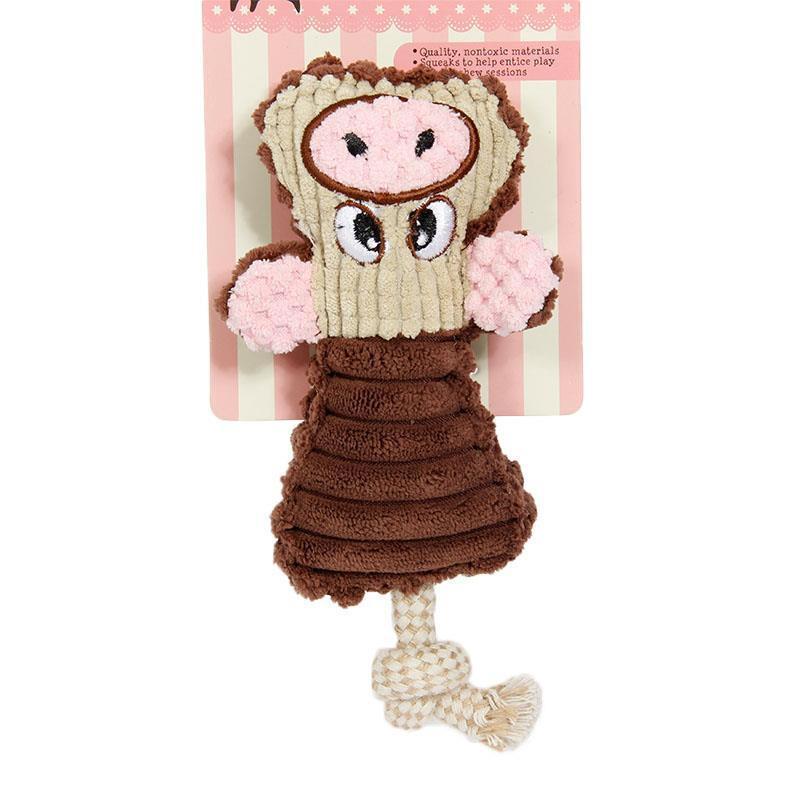 骨头唱歌动物唱歌跳舞玩具狗狗电动玩具会叫可爱感应玩具宠物玩具羊羔