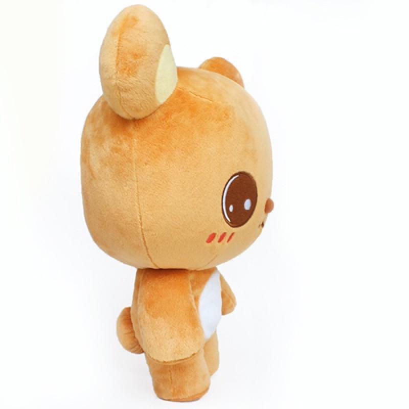 熊毛绒玩具情侣一对可爱萌创意玩偶女生小号公仔压床布娃娃送女友
