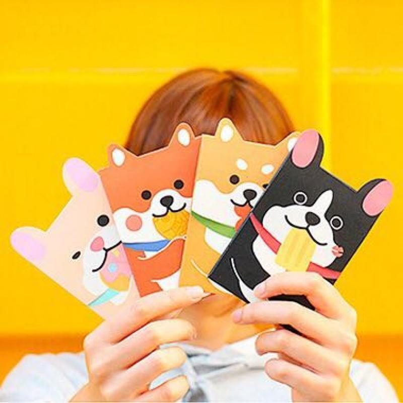 限量原创创意萌达达可爱柴犬系列日式礼金袋红包利是封新年专用