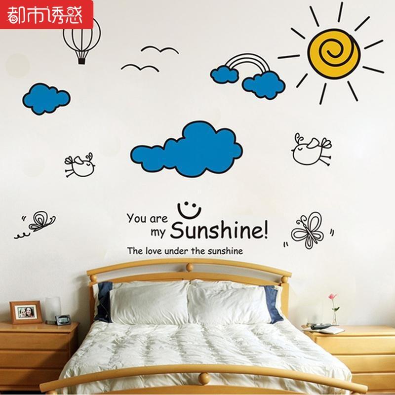 女童卧室墙纸壁纸儿童房英伦粉色墙布宝宝碎花身贴墙风格可爱背景墙